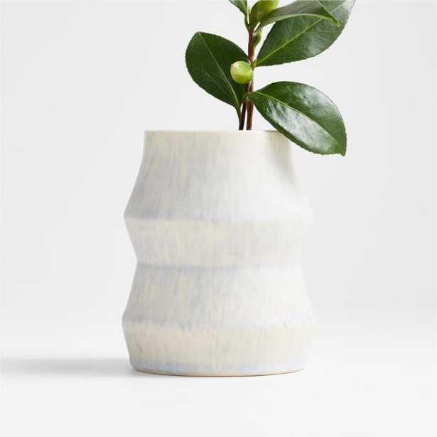 Ekua Ceramics Daylight Vase - Crate and Barrel