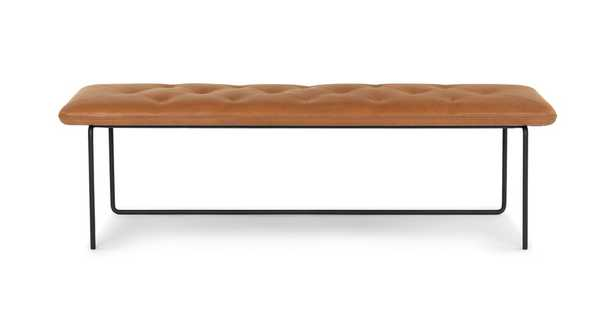 Level Bella Caramel Bench_RESTOCK EARLY JULY - Article