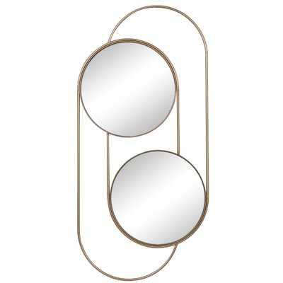 Scheetz Wall Mirror - AllModern