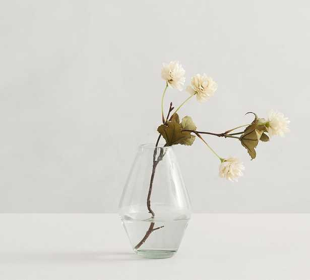 Nouvel Recycled Glass Vases, Bud - Pottery Barn