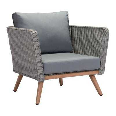 Selph Patio Chair with Cushions - AllModern