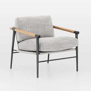 Carbon Framed Chair - West Elm