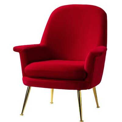 "Garren 19.3"" Armchair - Wayfair"
