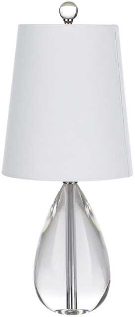 Hayes 8 x 8 x 19 Table Lamp - Neva Home