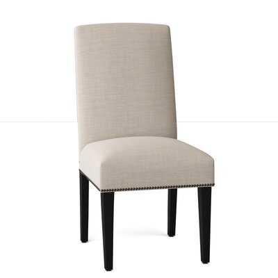 Asbury Upholstered Parsons Chair - Wayfair