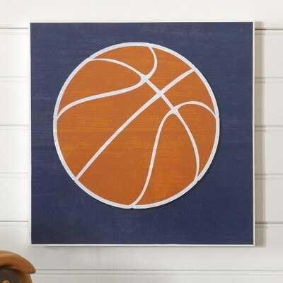 Sidmouth Basketball Sports Center Paper Print - Birch Lane