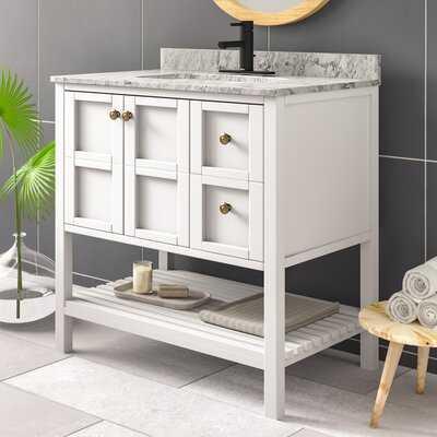 "Kyleigh 36"" Single Bathroom Vanity Set - AllModern"