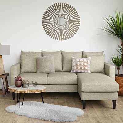 "Skye 81.63"" Wide Reversible Sofa & Chaise - Wayfair"