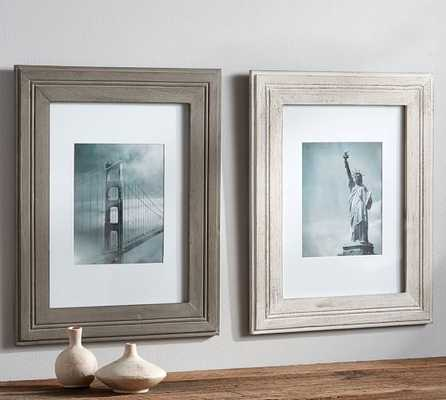 Weathered Gallery Frame - Pottery Barn