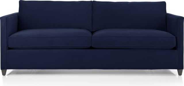 Dryden Sofa - Navy - Crate and Barrel
