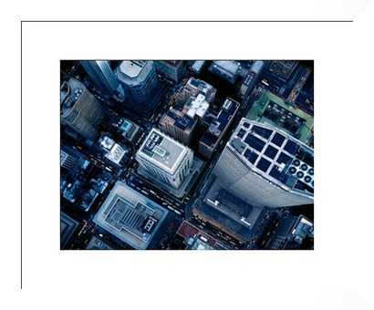 Aerial photography of MetLife Building, NY - Photos.com by Getty Images