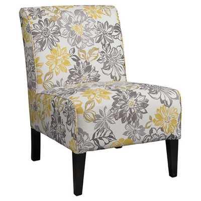 Floral Side Chair - Wayfair