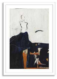 Jane Feil, Rose - 17x24, Framed - One Kings Lane