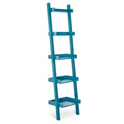 Lowry Leaning Narrow Bookcase - Target