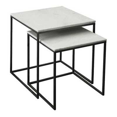 Castillon 2 Piece Nesting Tables - AllModern
