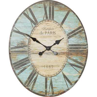 Oversized Wall Clock by One Allium Way - Wayfair