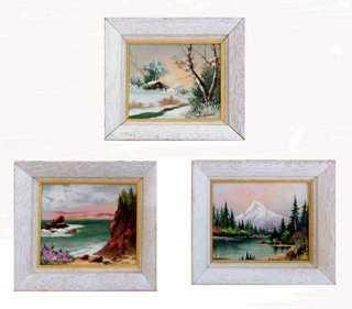Three Oregon Landscapes - One Kings Lane
