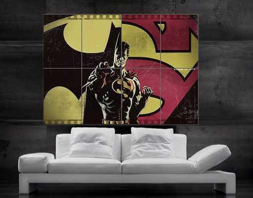 Batman The Dark Knight Rises  - 9 Parts - Etsy
