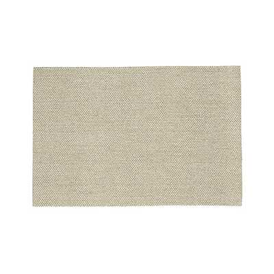 Voight Wool-Blend 9'x12' Rug - Crate and Barrel