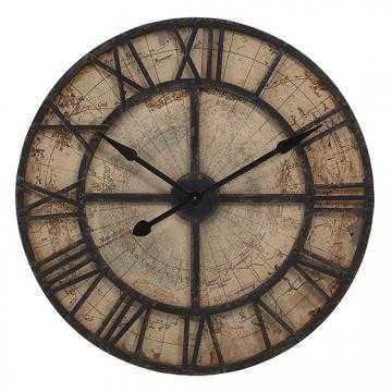 MAPA WALL CLOCK - Home Decorators