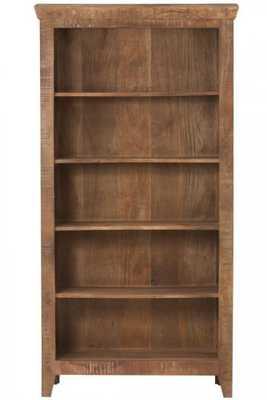 HOLBROOK 5-SHELF BOOKCASE - Wide - Home Decorators
