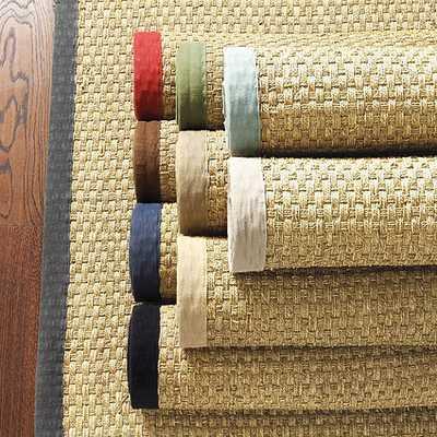 Twill Border Swatch Sand - Ballard Designs