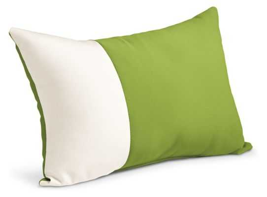 "Mast Pillows-Green-20"" x 13""-No Insert - Room & Board"