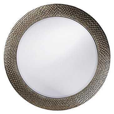 "Bergmann Mirror - 32"" Diameter - Z Gallerie"