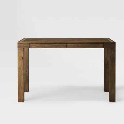Parsons Desk - Bone Inlay - West Elm