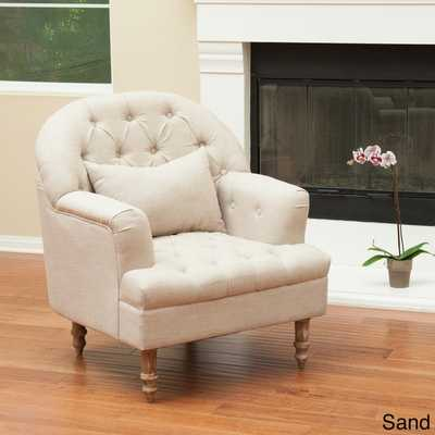 Christopher Knight Home Anastasia Tufted Chair - Overstock
