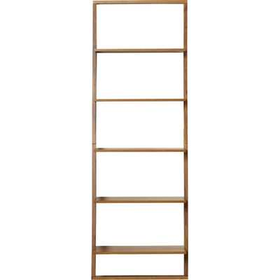 "Harnois 72"" Leaning Shelf - Wayfair"
