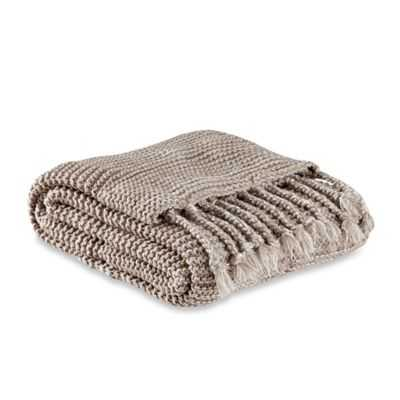 Kenneth Cole Reaction Home Mélange Throw - Bed Bath & Beyond