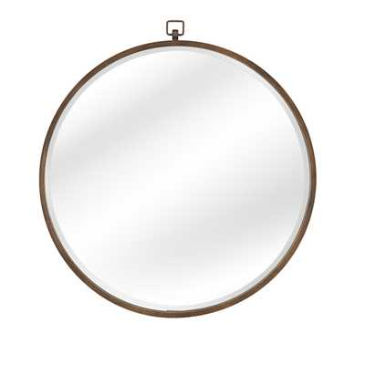 QUINN WALL MIRROR - Home Depot