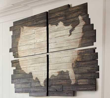 Planked USA Panels - 54x79 - Pottery Barn