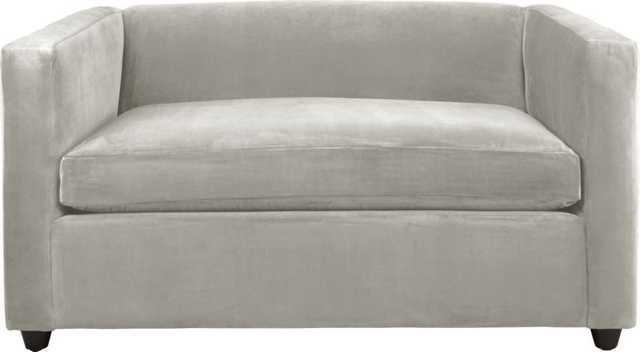 Movie twin sleeper sofa - Bella storm - CB2