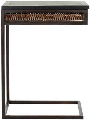 Marcus Accent Table - Domino