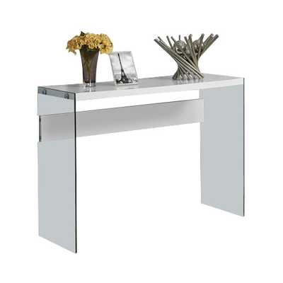 Console Table - White - Wayfair