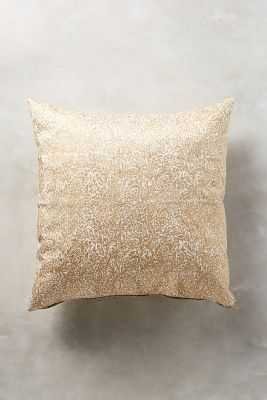 "John Robshaw Sharin Pillow-20""Wx20""H-down fill - Anthropologie"