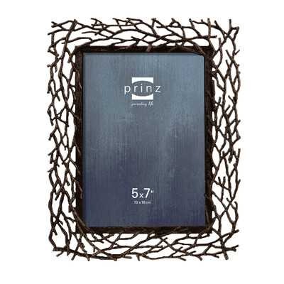 "Whitman Metal Picture Frame - Copper; 5"" x 7"" - Wayfair"