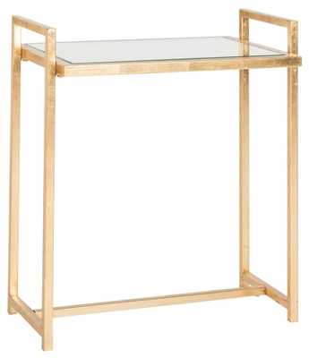 Renly End Table - Domino