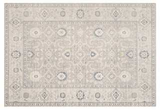 Grover Rug, Taupe/Ivory - One Kings Lane