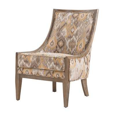 Ellen Side Chair, Taupe - Wayfair