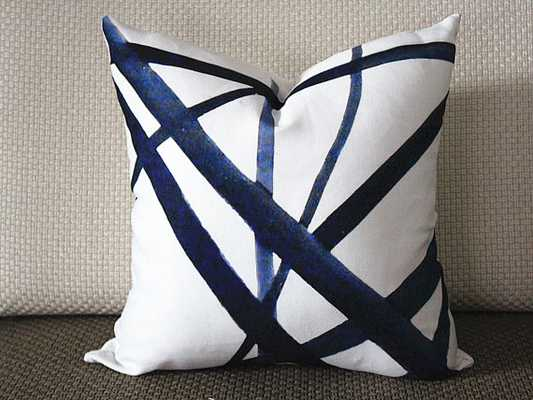 Kelly Wearstler Channels Pillow Cover - Etsy