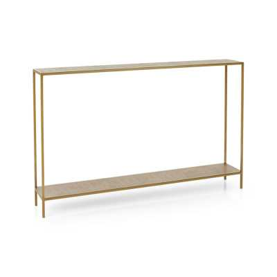 Jacque Console Table - Crate and Barrel