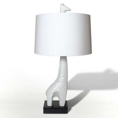 GIRAFFE TABLE LAMP - Jonathan Adler