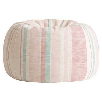Desert Stripe Beanbag - insert - Pottery Barn Teen