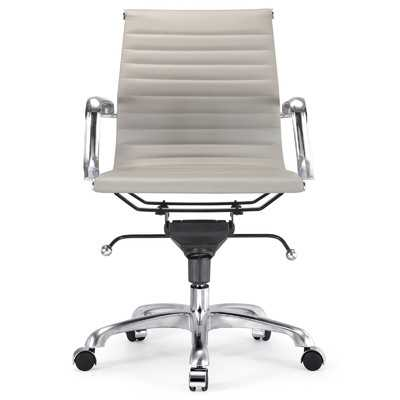 Leather Executive Managerial Chair - Wayfair