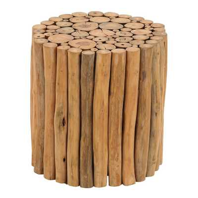 Wooden Stool - AllModern