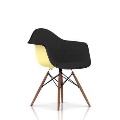 Eames Molded Plastic Armchair - Herman Miller