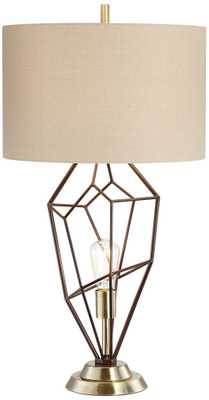Franklin Iron Works Shane Nightlight Table Lamp - Lamps Plus